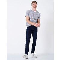 Spencer Slim Leg Jean in Indigo Blue