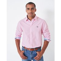 Crew Clothing Crew Classic Fit Micro Gingham Shirt