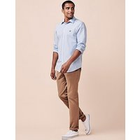 Crew Clothing Crew Slim Fit Micro Gingham Shirt