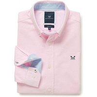Oxford Slim Fit Shirt In Classic Pink