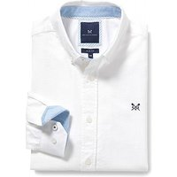 Oxford Slim Fit Shirt In White