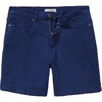 5 Pocket Shorts In Navy