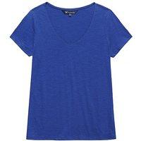 Chiffon Trim T-Shirt