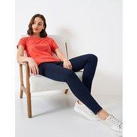 Super Stretch 5 Pocket Jeans In Navy