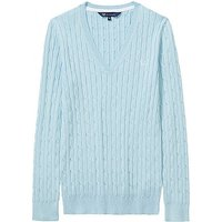 Cotton Summer Cable Jumper