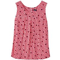 Crew Clothing Orla Print Vest Top in Pink