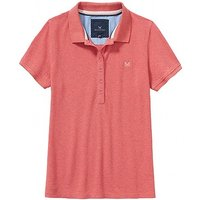 Classic Polo Shirt in Spiced Coral