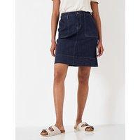Crew Clothing Remy Denim Skirt