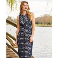 Crew Clothing Henley Rowing Lace Dress