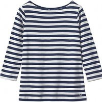 Ultimate Breton T-Shirt In Navy