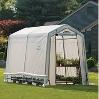 Product photograph showing Rowlinson Greenhouse In A Box - 8 X 6