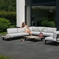 Duke Modular Corner Sofa Set by 4 Seasons Outdoor