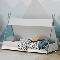 Product photograph showing Apache Tipi Bed By Flair Furnishings