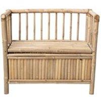 Bloomingville Kids Bamboo Storage Bench