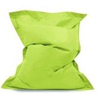 Product photograph showing Bazaar Bag Kids Indoor Outdoor Bean Bag - Red