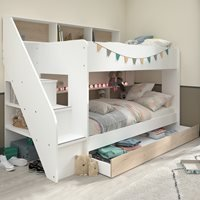 Product photograph showing Parisot Bibliobed Kids Bunk Bed