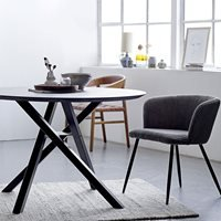 Bloomingville Oak Connor Dining Table