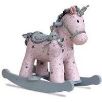 Little Bird Told Me Celeste & Fae Unicorn Rocker Rocking Horse 9+ Months