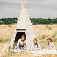 Plum Great Wooden Children's Teepee