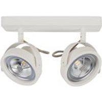 Zuiver Dice-2 Ceiling Spotlight in White