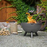 Cook King Kongo Deep Fire Bowl