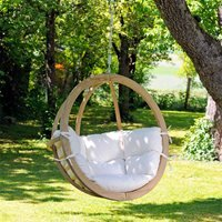 GLOBO HANGING CHAIR in Natural