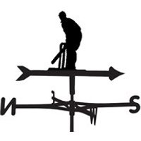 Cricket Weathervane - Large (Traditional)