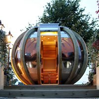 Deluxe Summerhouse Garden Pod