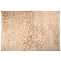 Product photograph showing Dutchbone Shisha Persian Style Carpet In Desert Design - Medium