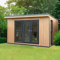 Forest Garden Xtend 4 Plus Insulated Garden Building