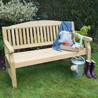 Forest Garden Harvington Bench - 5ft