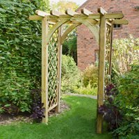 Forest Garden Ultima Pergola Arch - Small