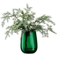 LSA Small Forest Vase in Pine