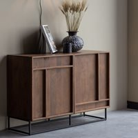 Product photograph showing Woood Forrest 2 Door Sideboard