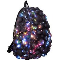 Madpax Bubble Backpack in Warp Speed Design - Full Pack