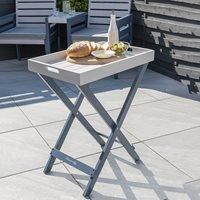 Product photograph showing Galaxy Garden Butler Table