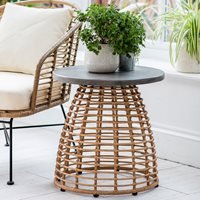 Product photograph showing Garden Trading Hampstead Side Table
