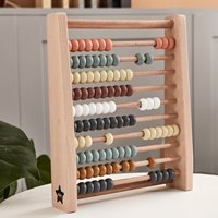 Kids Concept Colourful Wooden Abacus