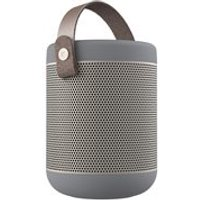 aMajor Portable Bluetooth Speaker - Cool Grey