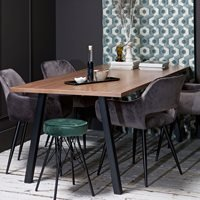 James Dining Table by Woood