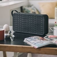 Product photograph showing Asound Bluetooth Speaker In Black