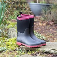 Ladies Candice Muck Boots in Pink - Size 4 / 37