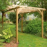 Forest Garden Ultima Pergola - Large