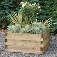 Forest Garden Caledonian Planter - Trough