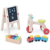 LE TOY VAN DOLLS HOUSE PLAY-TIME ACCESSORIES SET