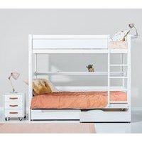 Lifetime Kids Bunk Bed - Lifetime White