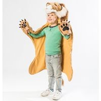 Ratatam! Kids Lion Animal Disguise & Accessory