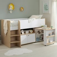 Louis Mid Sleeper Cabin Bed