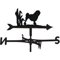 WEATHERVANE in Lowchen Design - Medium (Cottage)