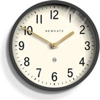 Product photograph showing Newgate Master Edwards Wall Clock